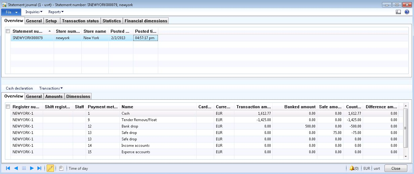 my dynamics ax for retail space  pos shift and drawer operations in dynamics ax 2012 r3 retail
